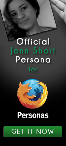 Official Jenn Short Firefox persona
