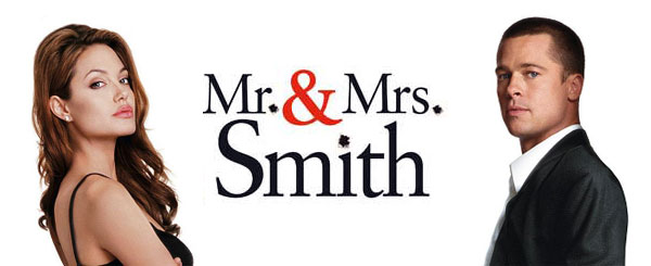 word and mrs smith When mr & mrs smith co-founders tamara heber-percy and james lohan first  got their start in the travel and hospitality business, it was the.