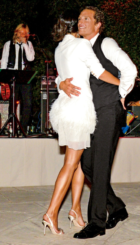 Baby Update Matthew Mcconaughey Amp Camila Alves Wedding Album Russian Roulette