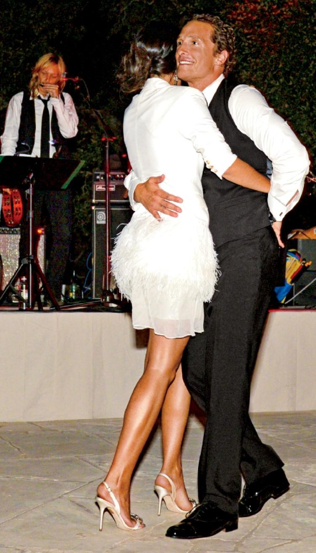 Baby Update Matthew Mcconaughey Amp Camila Alves Wedding
