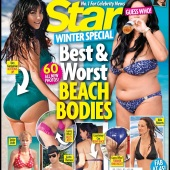 The Best Of The Worst: Winter Bathing Suits & Celebrity Offenders