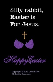 Happy Easter: Crucifixion Fail